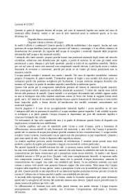"""Appunti del corso """"Tecniche di restauro"""""""