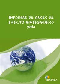 Informe gases efecto invernadero 2014