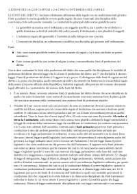 DIRITTO COSTITUZIONALE E DIRITTO DEL TURISMO