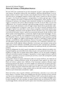 Giuliano Briganti – Pietro da Cortona o della pittura barocca (riassunti)