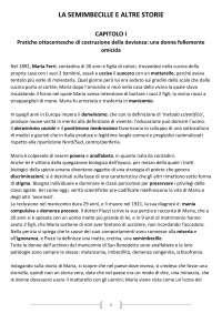 """Riassunto """"La Semimbecille e altre storie"""" di Stefania Ferraro"""