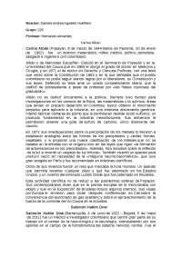Investigadores colombianos