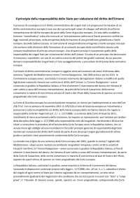 Responsabilità dello Stato per violazione del Diritto UE