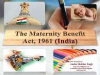 Maternity benefit act