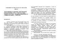 Terminologia médica para anamnese