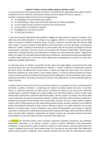 Riassunto Manuale di Scienza Politica - Capano G. - Piattoni S. -Raniolo F. e Verzichelli L.