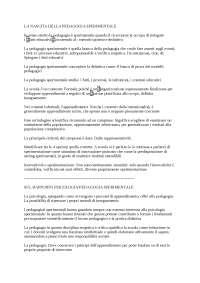 pedagogia sperimentale II