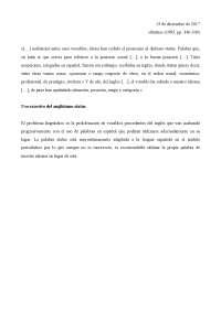 Práctica 5 USOS DE LA LENGUA ESPAÑOLA EN LOS MEDIOS DE COMUNICACIÓN