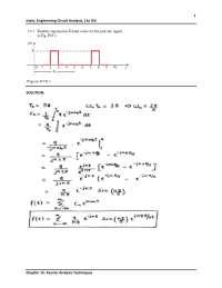 engineering circuit analysis 11th solution