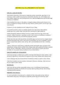 Stomatološka zaštita osoba sa posebnim potrebama