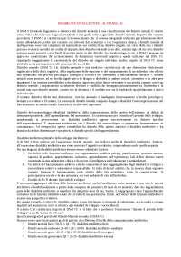 DISABILITA' INTELLETTIVE - R. VIANELLO