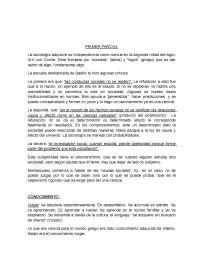 APUNTES DE SOCIOLOGIA JURIDICA