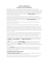 Introduccion al Derecho Administrativo