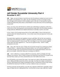 Eurodollar University 4
