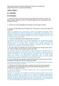 pratica linguistica tema 2
