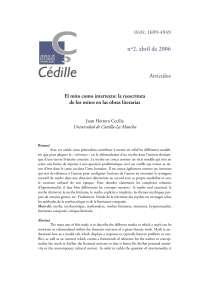 El Mito como intertexto- Herrero Cecilia