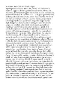 Il sentiero dei nidi di ragno, Italo Calvino