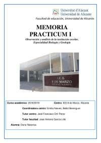 memoria practicum master en educacion