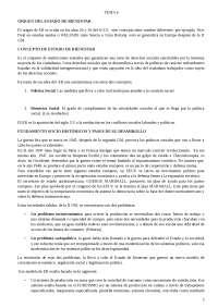 Tema 6 ORIGEN DEL ESTADO DE BIENESTAR