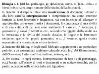 Diapositive lezione di Filologia Romanza