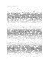 EVALUCACION DEL IMAPCTO AMBIENTAL BANCO MUNDIAL