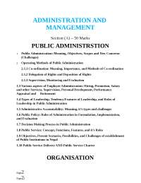 Co-ordination, Supervision, Monitoring and Evaluation