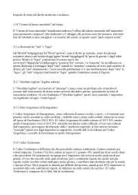Domande e risposte storia diritto medievale