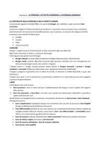"""Riassunto """"Corso di economia aziendale"""" di Airoldi, Brunetti"""