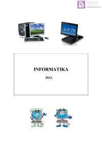 Informatika slajdovi