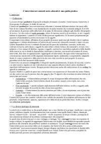 L'intervista nei contesti socio-educativi. Elena Pegoraro e Paola Milani