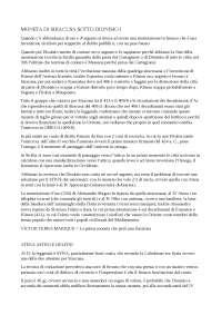 MONETA DI SIRACUSA SOTTO DIONISIO I