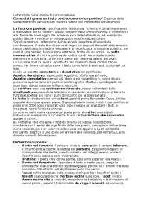 Appunti Dante-Petrarca-Boccaccio