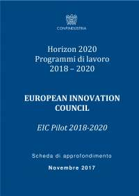 Programma europeo Horizon 2020