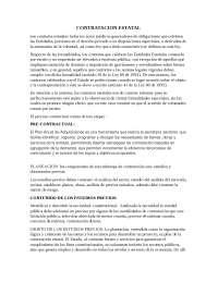la contratacion estatal en colombia