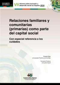 Las relaciones familiares en el contexto del capital social