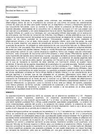 Revision conjuntivitis