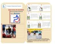 Rehabilitación en silla de ruedas