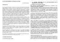 LA LECTOESCRITURA Y EL PROCESO LECTOR
