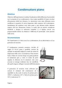 Laboratori di Fisica sperimentale II