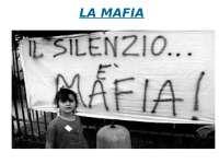 Mappa concettuale Mafia
