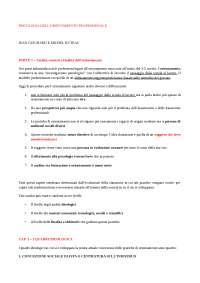 Esame psicologia dell'orientamento e della formazione - Ghislieri