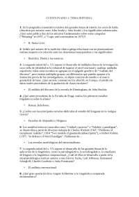 Cuestionario 1 de linguistica