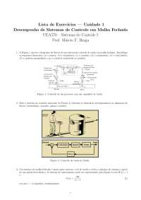 Lista de Exercícios Controle 1