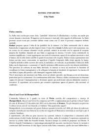 ELITA MAULE - HANSEL E GRETEL