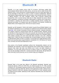 bluetooth_of _mobile computing