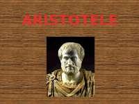 Presentazione su Aristotele
