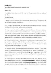 SEMINARIO 1 DE PREHISTORIA (Upf) Humanitats