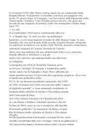 Tema di Italiano sulla vita di Aldo Moro,il suo rapimento