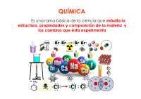Átomo y tabla periódica