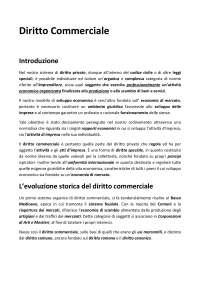DIRITTO COMMERCIALE - DIRITTO DELL'IMPRESA - TOMO I CAMPOBASSO - PARTE I